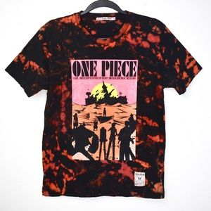 *Tie Dye* Uniqlo One Piece Graphic T Shirt